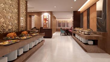 Flavours Restaurant at Golden Sarovar Portico Amritsar, Best restaurants in amritsar 1