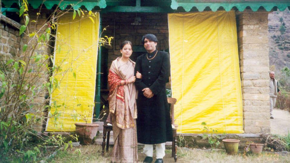 The Ramgarh Bungalows - 19th C, Kumaon Hills Kumaon Weddings The Ramgarh Bungalows 1