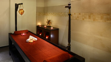 Spa at Mahagun Sarovar Portico Vaishali, best hotels in vaishali