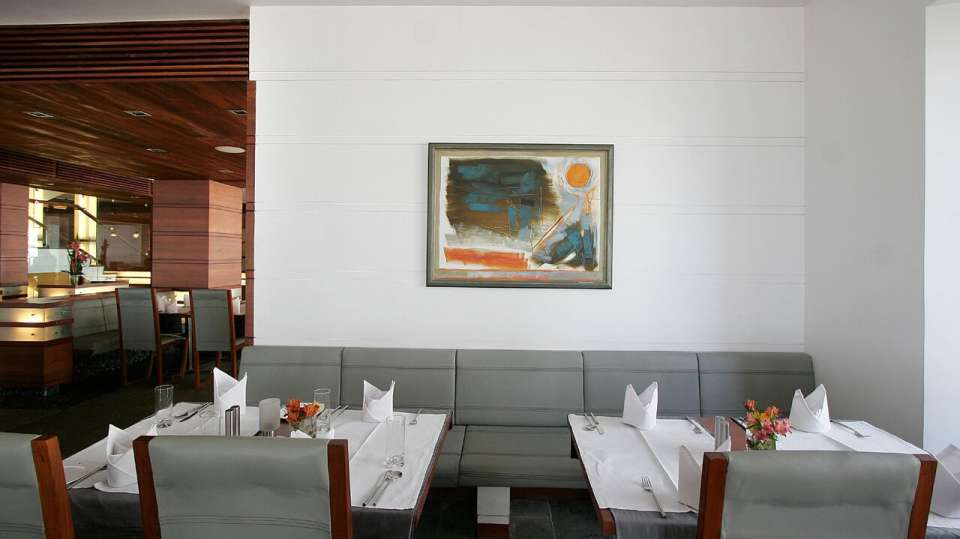 RESTAURANT 8 The Promenade Pondicherry
