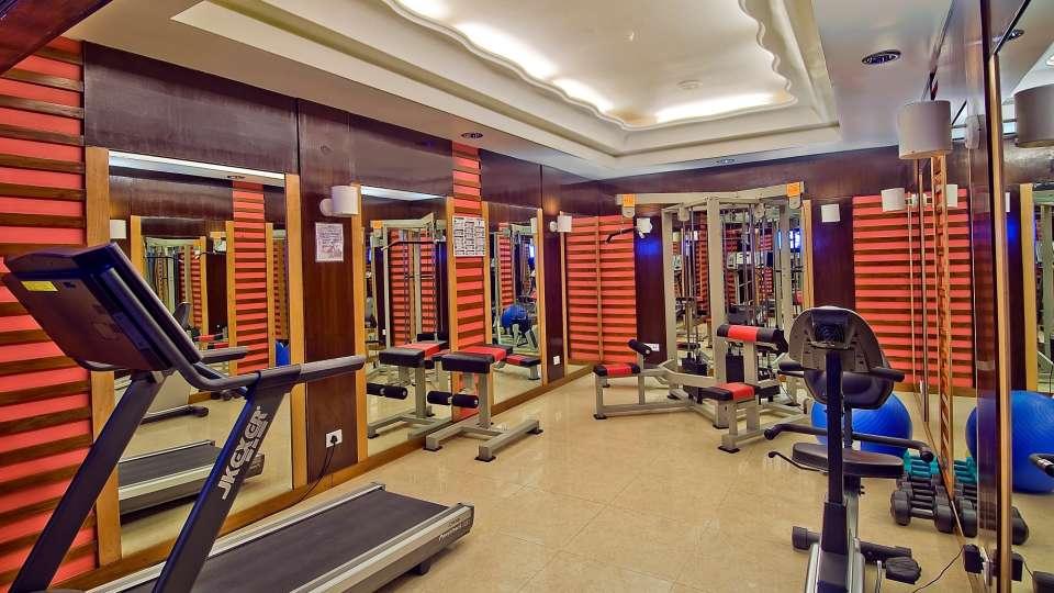 Gym Ahmedabad Sarovar Portico Ahmedabad