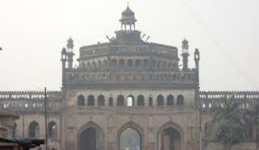 Rumi Darwaza, The Piccadily Lucknow, Places to see in Lucknow