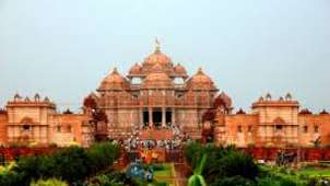 Star Hotels, Delhi  Akshardham Temple