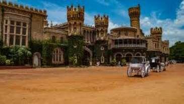 Bangalore Palace Hotel Gokulam Grand Bangalore