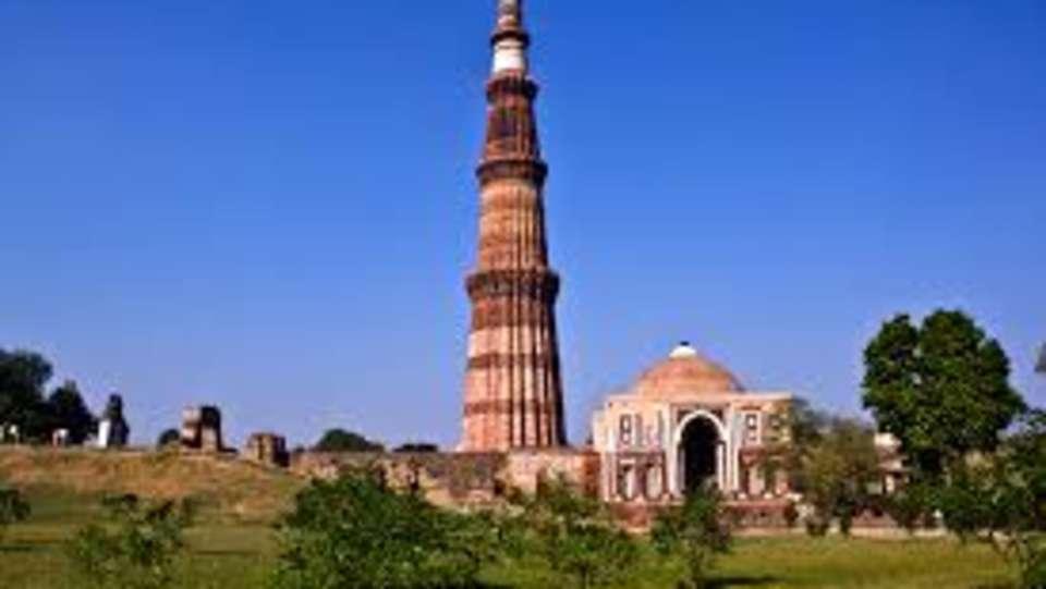 Qutub Minar, Mahagun Sarovar Portico Vaishali, best hotels in vaishali