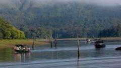 Thekkady Lake 1