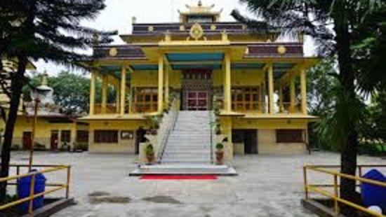 Siligura Monastery near Hotel Royal Sarovar Portico, Siliguri Hotel