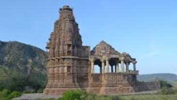 Mangla Devi Temple in thekkady