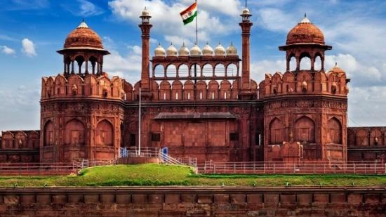 Red Fort The Muse Sarovar Portico Nehru Place New Delhi