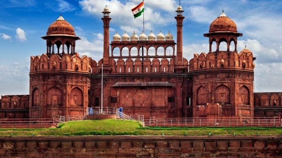 Red Fort The Muse Sarovar Portico Nehru Place New Delhi