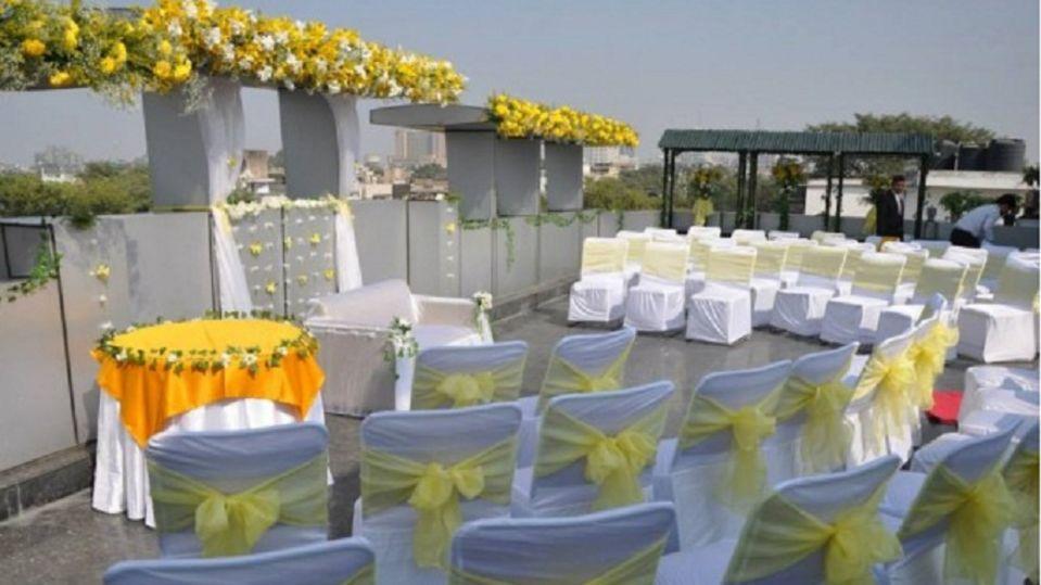 Tuscany Banquet Hall Rockland  Hotel Chittaranjan Park New Delhi Hotel in Hauz Khas 1
