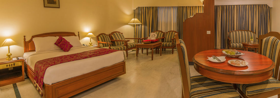 Hotel Annamalai International, Pondicherry Pondicherry King Suite - 4 Hotel Annamalai International Pondicherry