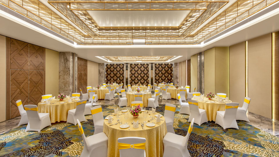 Banquet Halls at Sarovar Junagadh 2