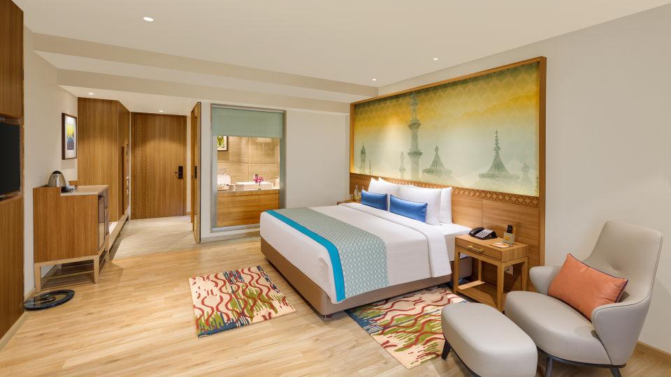 Rooms at Sarovar Junagadh 3