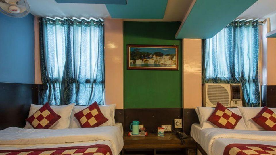 Hotel Abhiraj Palace Jaipur Jaipur Family Four Bedded Room 1 Hotel Abhiraj Palace Jaipur