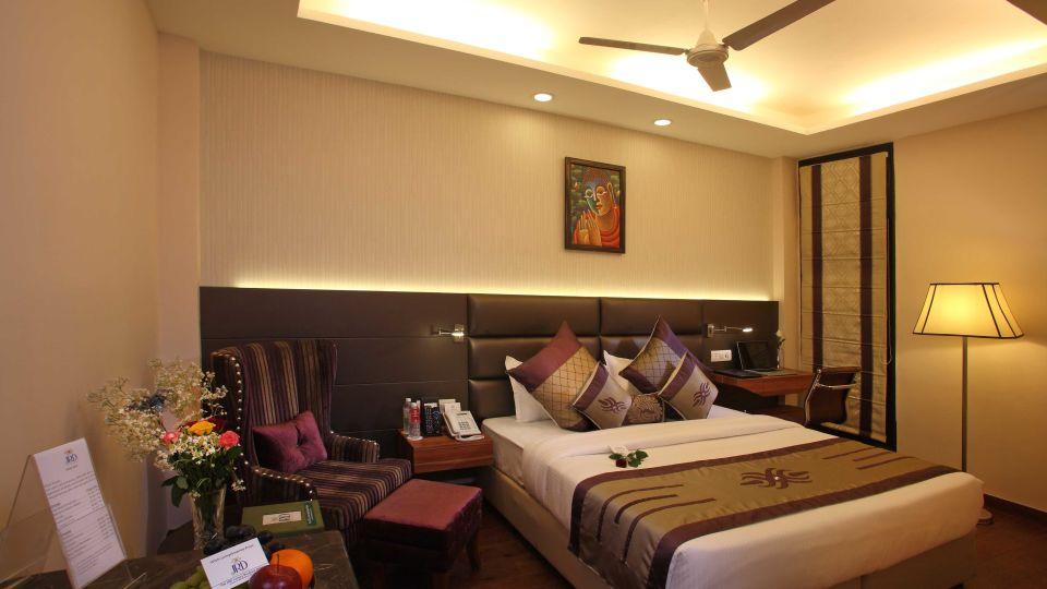 Executive Rooms, Hotel JRD Exotica