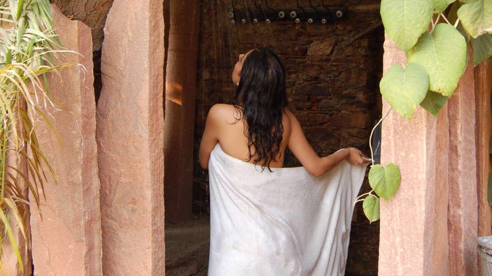 Neemrana Fort Palace Neemrana Spa Hotel Neemrana Fort Palace Neemrana Rajasthan 5