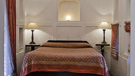 Neemrana Fort-Palace - 15th C, Delhi-Jaipur Highway Neemrana Gomedak Mahal Hotel Neemrana Fort Palace Neemrana Rajasthan