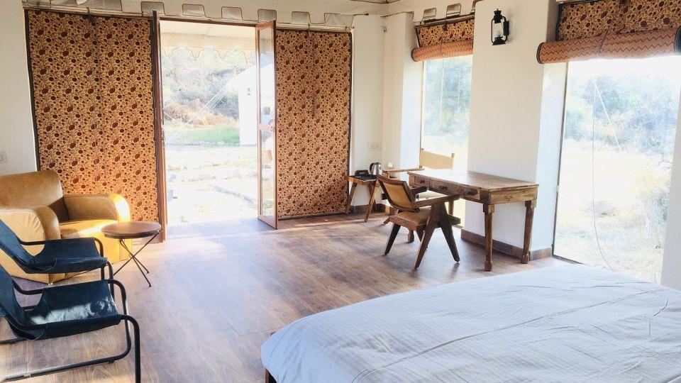 Accommodation in Jawai Bandh