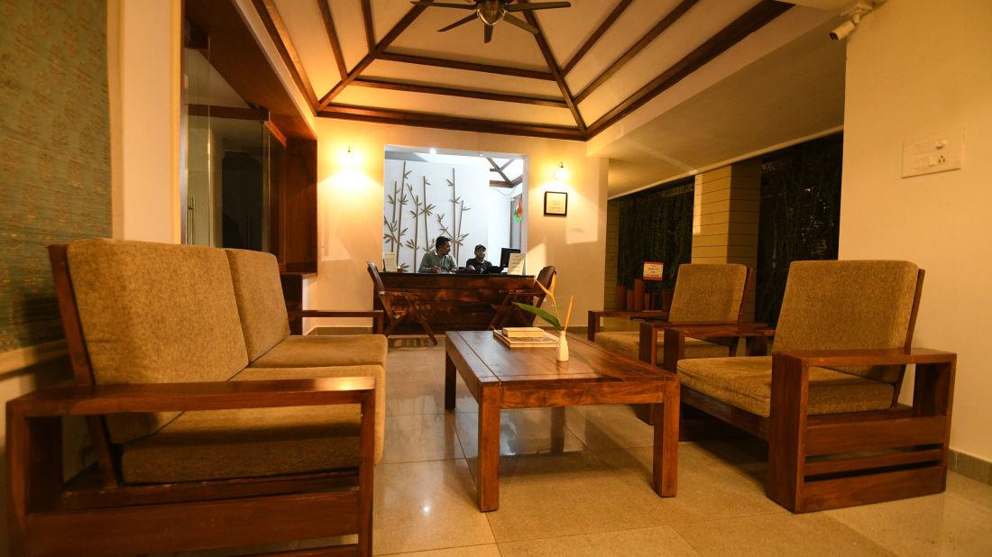 Reception Lobby 3