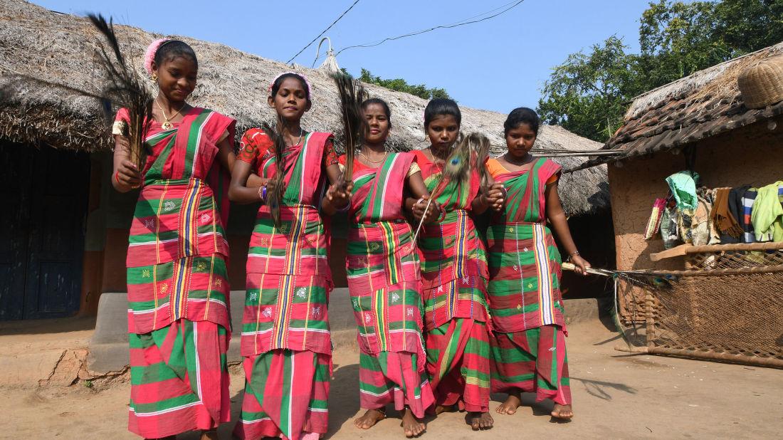 Tribal Village 1