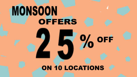 The Bungalows  bungalows monsoon offers