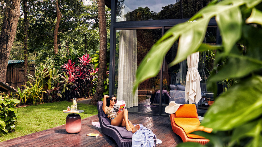 Villa in Palms by V Escapes, Luxury Getaways in North Goa 7