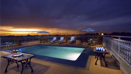 Hotel NM Royale County, Kochi Kochi Pool Hotel NM Royale County Tripunithura Kochi