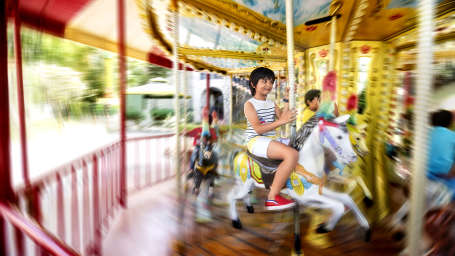 Wonderla Amusement Parks & Resort  CAROUSAL KIDS