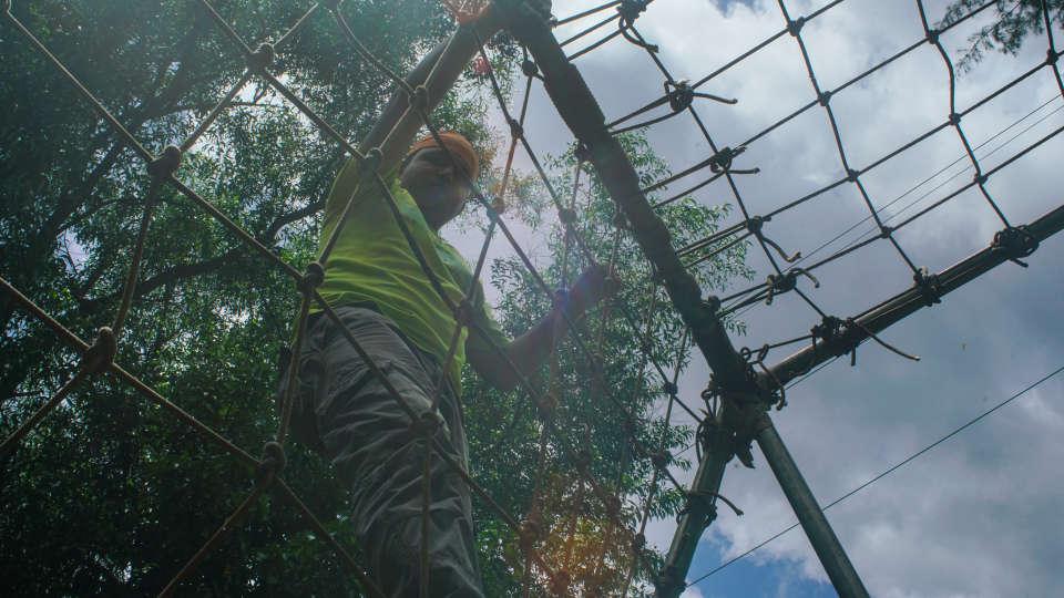 Net Climbing - Durshet 2