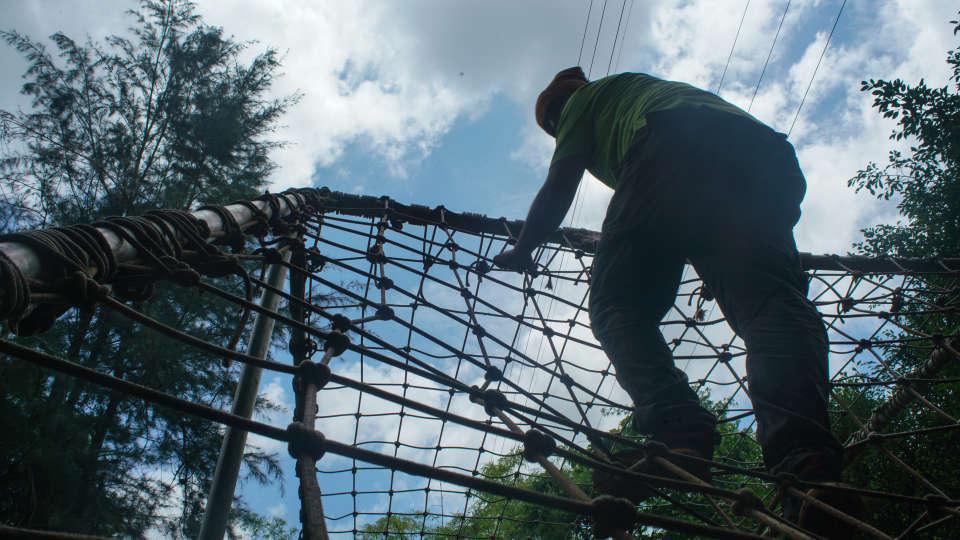 Net Climbing - Durshet