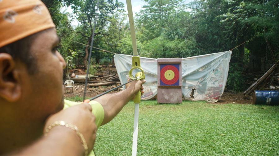 alt-text Archery - Durshet 1