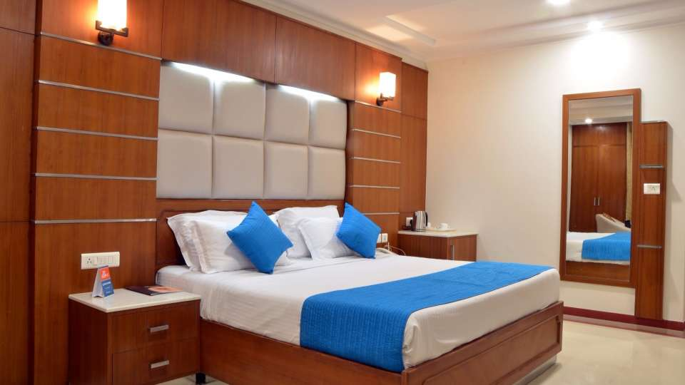 Hotel Trisha Bhoomi Residency, Agra Agra Premium Room 2 Hotel Trisha Bhoomi Residency Agra
