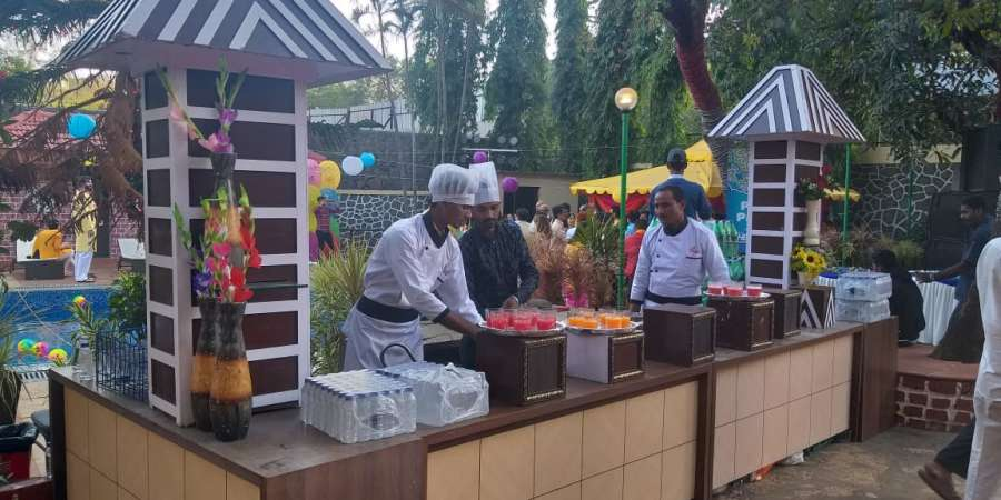 alt-text Weddings in Khandala Zara s Resort Khandala 28