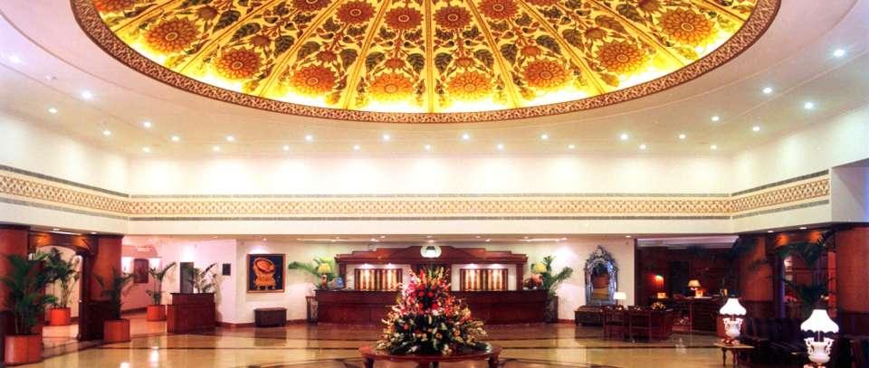 Hotel Lobby Park Plaza Ludhiana