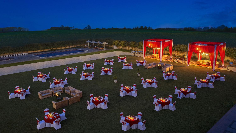 Banquets at Seyfert Sarovar Premiere Dehradun18
