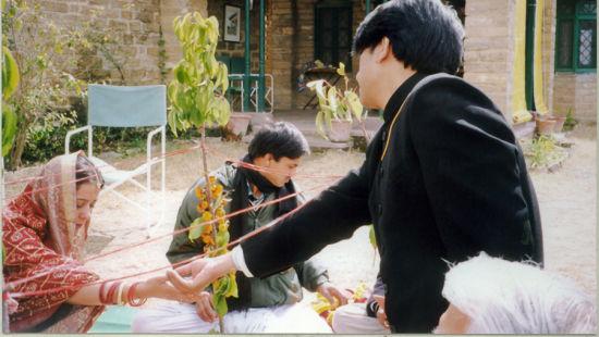 The Glasshouse on The Ganges - 21st C, Rishikesh Rishikesh Wedding The Glasshouse on The Ganges Rishikesh 1