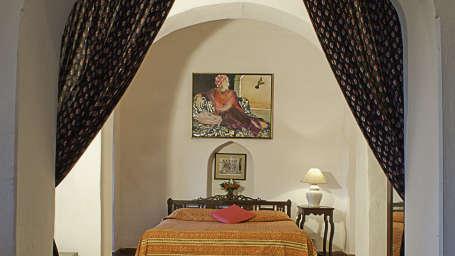 Neemrana Fort-Palace - 15th C, Delhi-Jaipur Highway Neemrana Gulab Mahal Hotel Neemrana Fort Palace Neemrana Rajasthan 2
