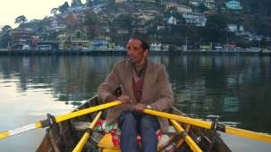 Chevron Hotels  Boat-Man at Naini Lake