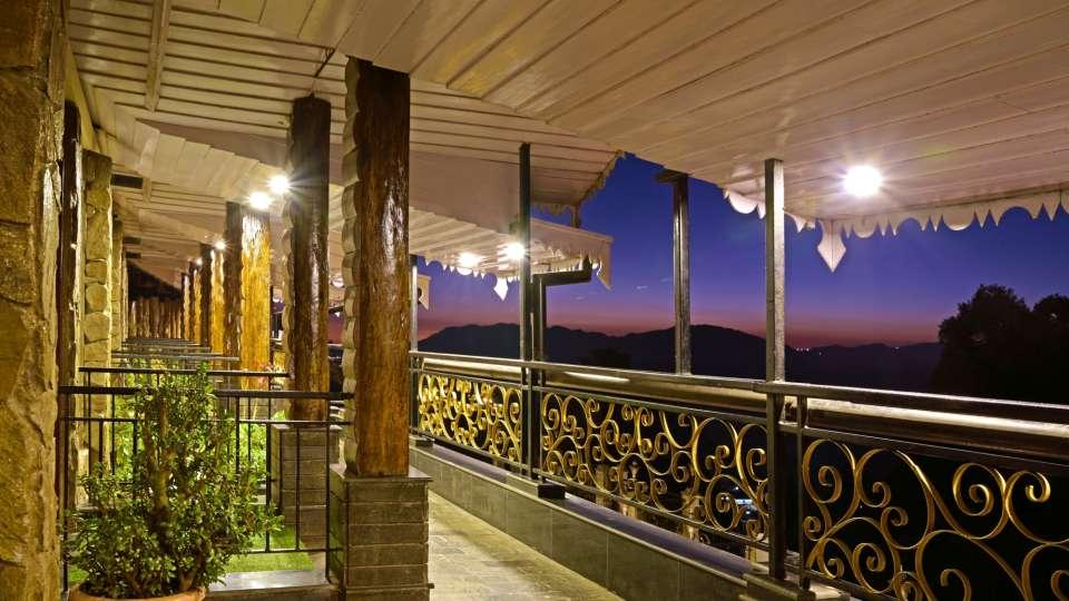 Exterior at Summit Grace Hotel Spa Darjeeling