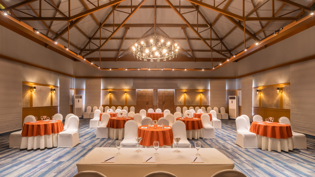 Heritage Village Resort and Spa, Conference Hall in Cansaulim 3