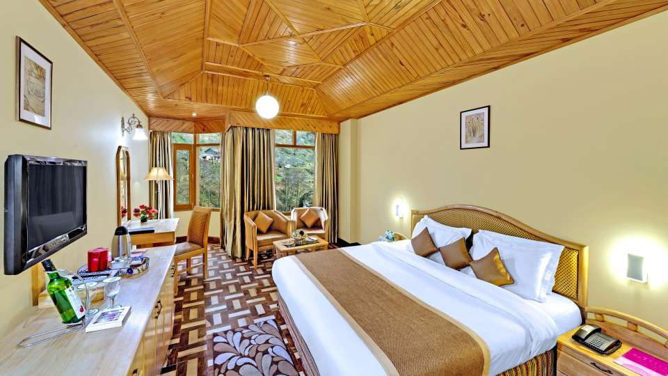 The Manali Inn Hotel Premium