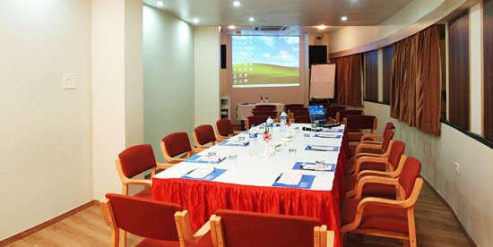 Conference Hall Sahil Sarovar Portico Lonavala