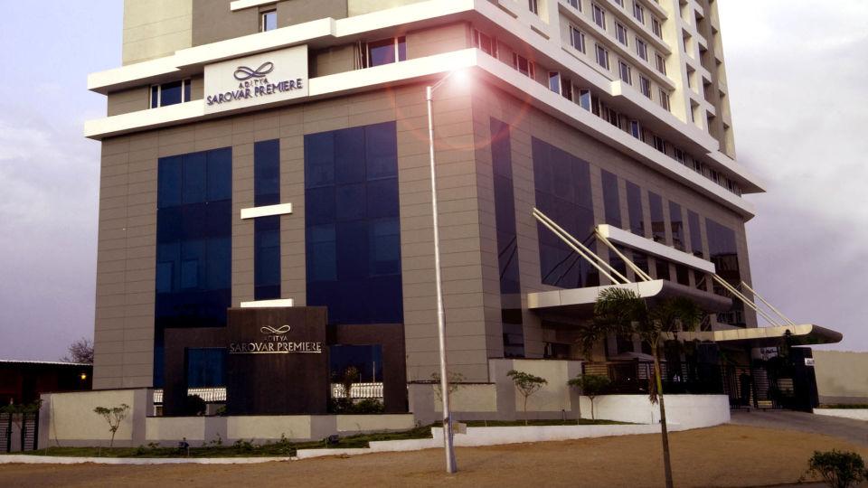 Facade Radisson Hyderabad Hitech City Hyderabad 3