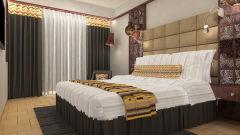 Neelkanth Sarovar Premiere Luxury Hotel in Lusaka Rooms 3