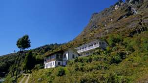 Exterior View 2 at Summit Alpine Resort Lachung