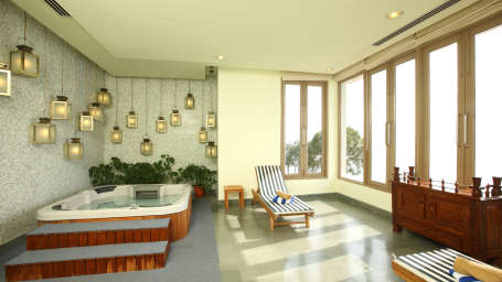 Moksha Himalaya Spa Resort, Chandigarh Chandigarh Moksha Spa Moksha Himalaya Spa Resort Chandigarh 10