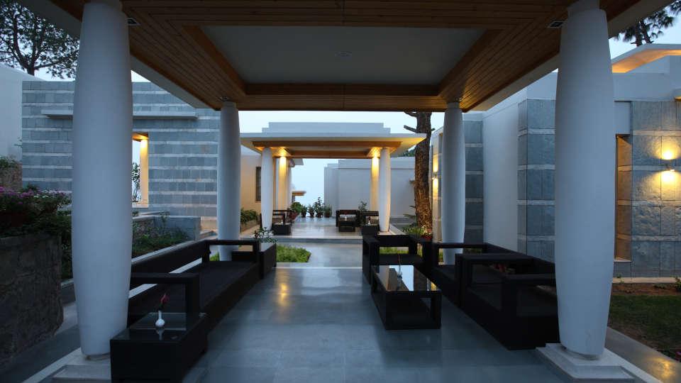 Moksha Himalaya Spa Resort, Chandigarh Chandigarh Exterior Moksha Himalay Spa Resort Chandigarh 16