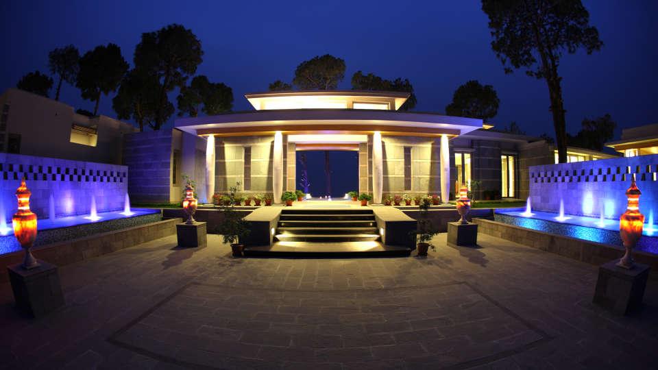 Moksha Himalaya Spa Resort, Chandigarh Chandigarh Exterior Moksha Himalay Spa Resort Chandigarh 31