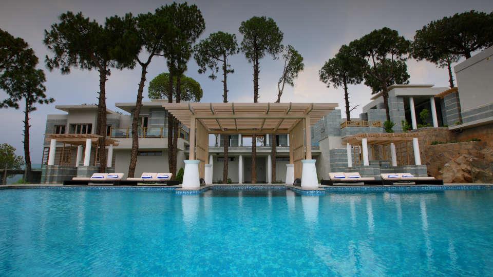 Moksha Himalaya Spa Resort, Chandigarh Chandigarh Exterior Moksha Himalay Spa Resort Chandigarh 39